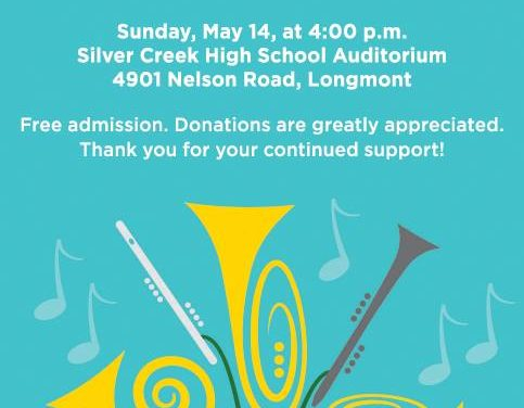Longmont Concert Band: Meet the Band! – May 14
