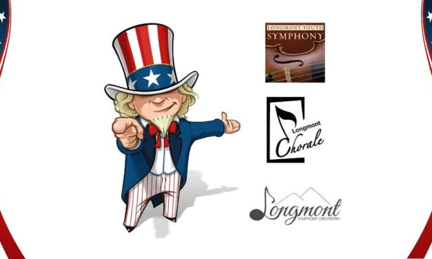 Longmont Chorale joins the LSO for their annual 4th of July concert!