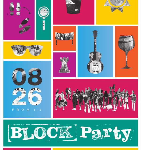 Longmont Chorale: Downtown Block Party – Aug. 26