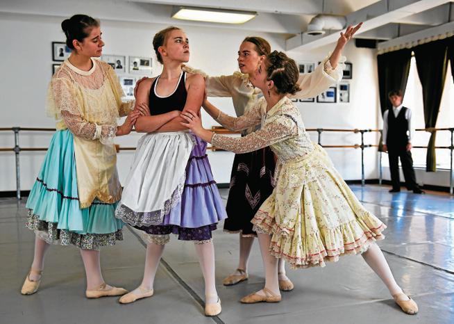 Longmont's Centennial State Ballet kicks off 20th anniversary season