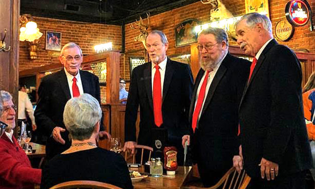 Longs Peak Chorus: Singing Valentines – Feb. 13 & 14