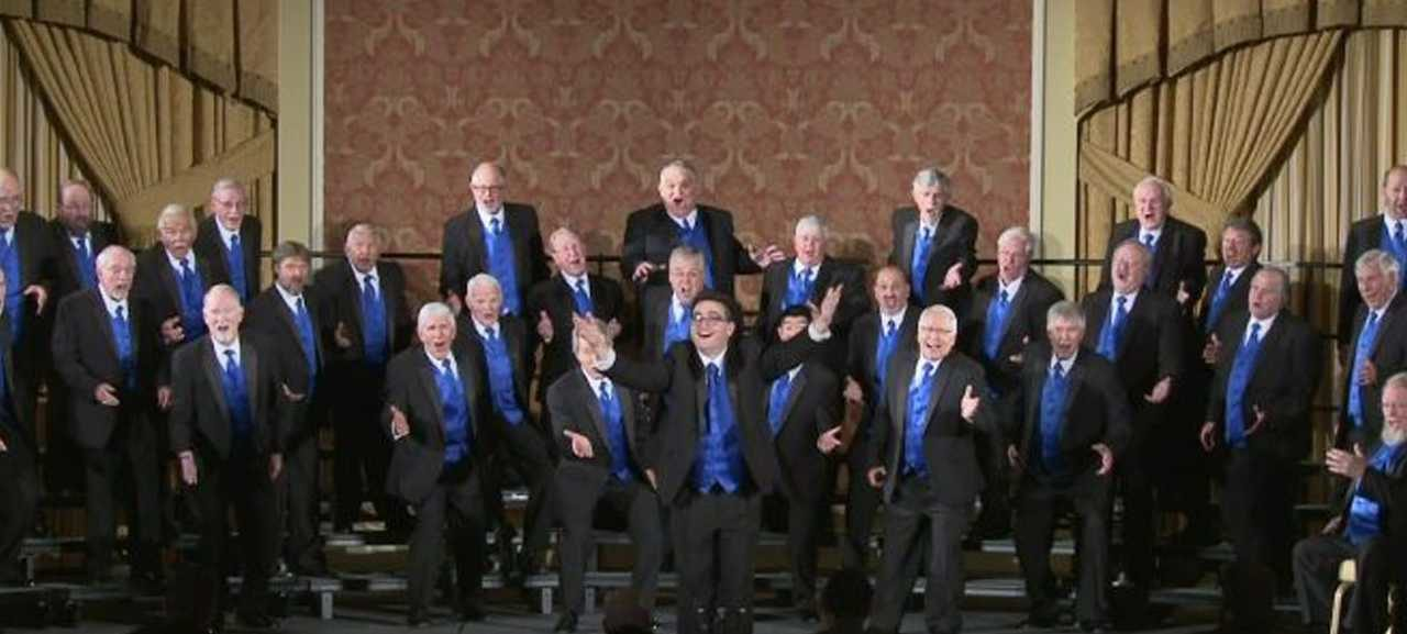 "Longs Peak Chorus: 2018 Christmas Show, ""Merry and Bright"" – Dec. 14"