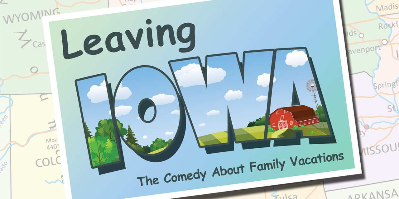 LONGMONT THEATRE COMPANY LEAVING IOWA MAR. 16-25