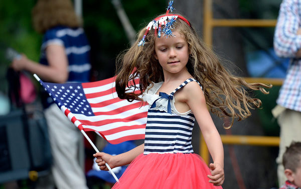Longmont Symphony: 4th of July Concert in the Park