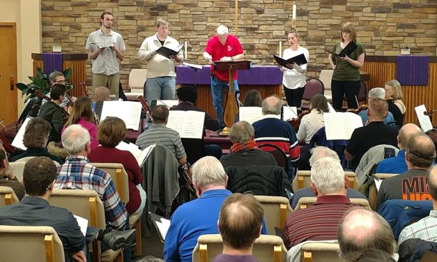 Longmont Chorale: Sing With Us! – Aug. 20