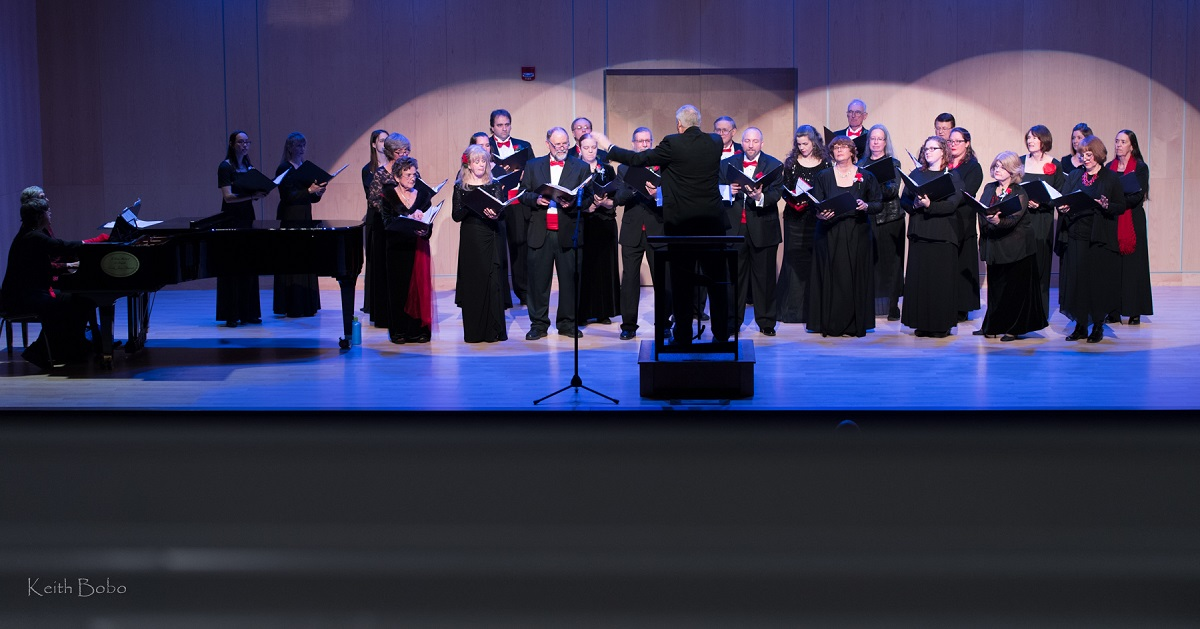 Longmont Chorale: Chorale Singers Auditions – Aug. 13