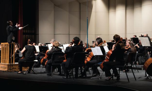 Longmont Symphony Opening Night – Happy Birthday, Lenny! – Oct. 6