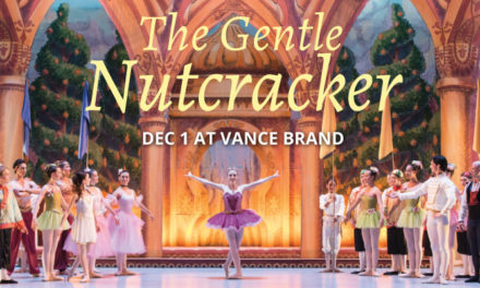 Longmont Symphony: The Gentle Nutcracker – Dec. 1