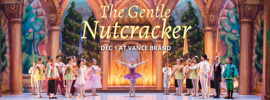 Longmont Symphony: The Gentle Nutcracker – Dec. 1