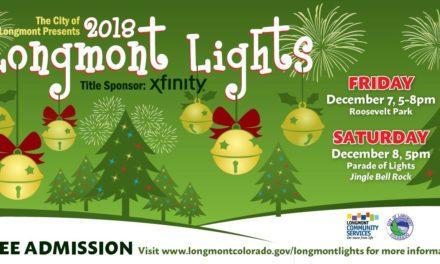 Longmont Concert Band: Longmont Lights – Dec. 7