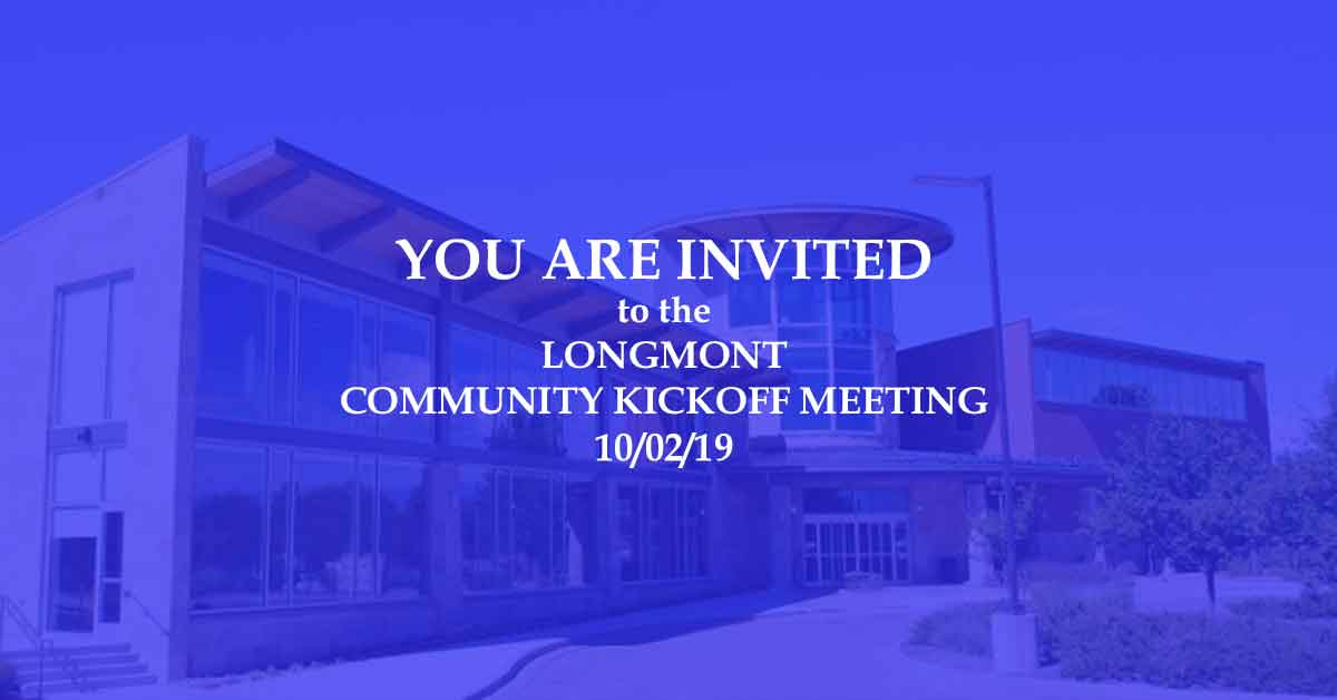 LPAI and MOU Partners: Community Kickoff Meeting for the Feasibility Study – Oct 2