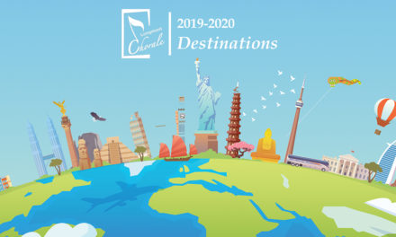 "Longmont Chorale Announces 2019-2020 Season: ""Destinations"""