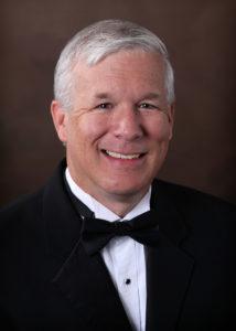 Longmont Chorale Artistic Director Scott Hamlin