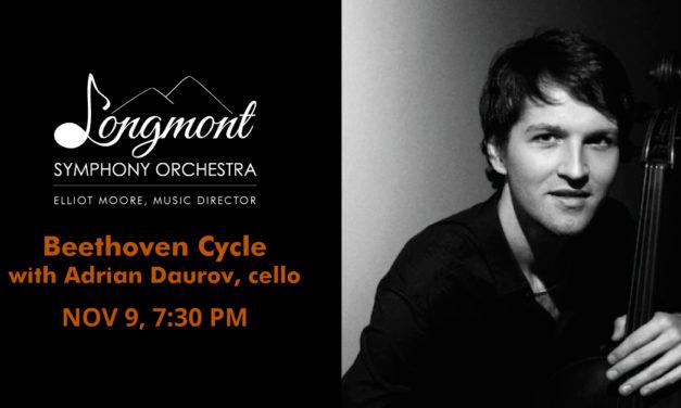Longmont Symphony: Beethoven Symphony Cycle – NOV 9