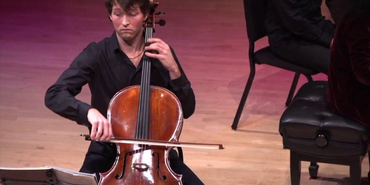 Longmont Symphony House Concert with Cellist Adrian Daurov – NOV 6
