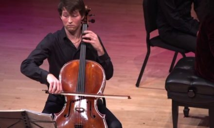 Longmont Symphony House Concert with Cellist Adrian Daurov – NOV 6
