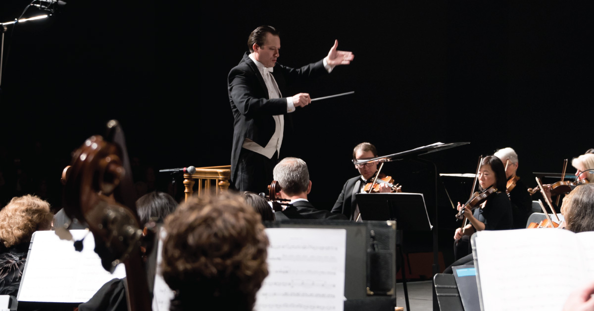 (Cancelled) Longmont Symphony at the Movies – May 9