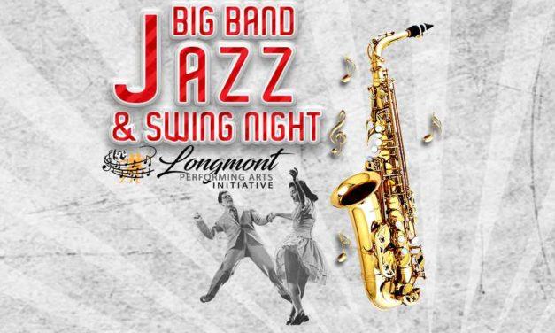 LPAI: Big Band, Jazz, and Swing Night – Oct. 25