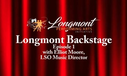 Interview with Elliot Moore | Longmont Backstage | Episode 1