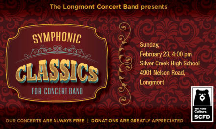 Longmont Concert Band: Symphonic Classics for Concert Band – Feb 23