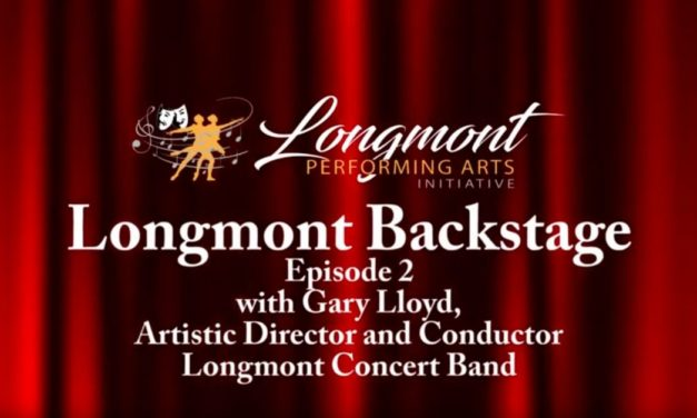 Interview with Gary Lloyd | Longmont Backstage | Episode 2