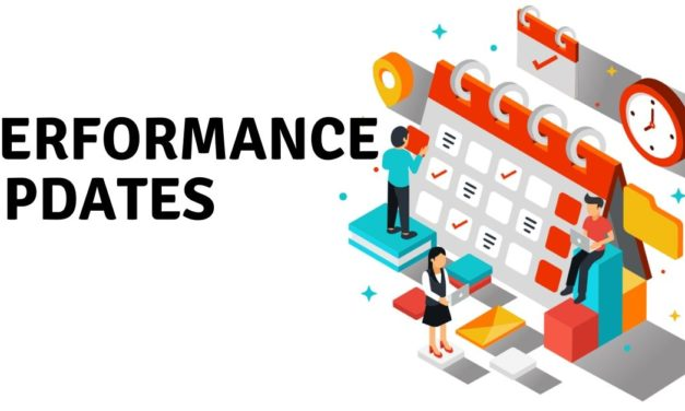 Spring 2020 Performance Updates