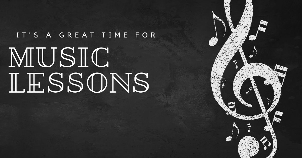 LPAI Announces Music Lessons!